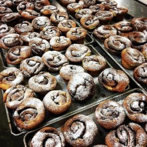 Little Tart Bakery Cinnamon Brioche