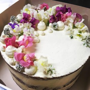 Little Tart Bakery Hummingbird Cake